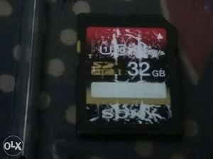 Sony 32 Gb High Speed SDHC I Card for DSLR. Best