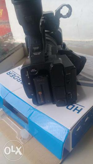 Sony nx 5 with good condition