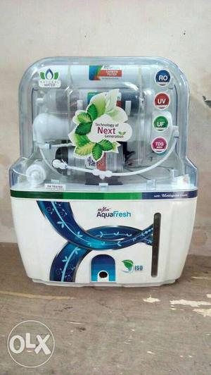 White And Blue Next Aqua Fresh Water Purifier