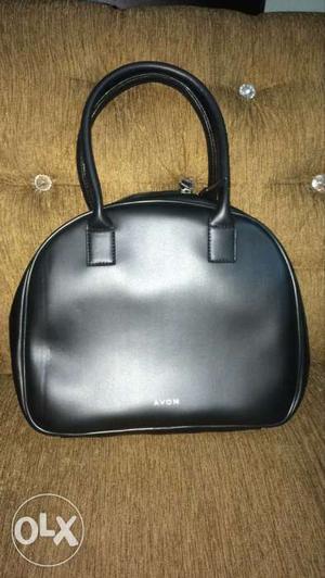 Avon Black makeup Vanity bag only for Rs /-