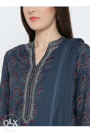 Brand new SalwarSuit size L  off on MRP