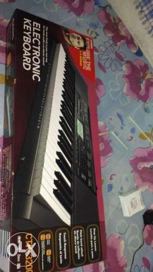 Casio CTK  Sampling keyboard with Keyboard
