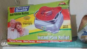 Doctor Health Instant Pain Relief Foot Massager Box