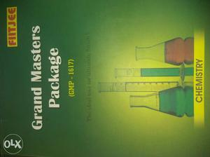 Grand Masters Package Chemistry Book
