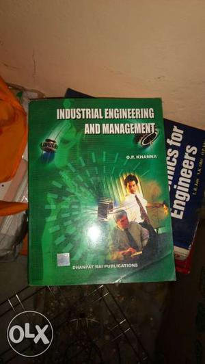 Industrial engineering and management by O P