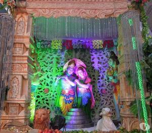 Krishna bhajan sandhya party in Delhi Ncr,Noida,Ghaziabad