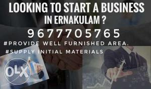 Looking To Start A Business In Ernakulam Business Card