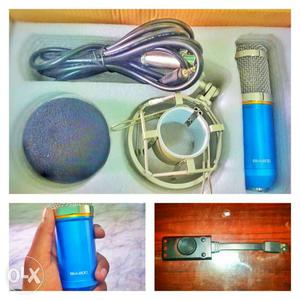 Professional Condenser Microphone Mic Sound Studio with 7.1