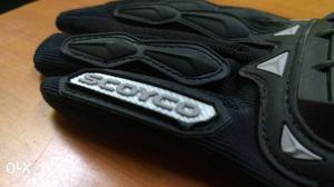 Scoyco motorcycle gloves Gloves for regular city use. Size: