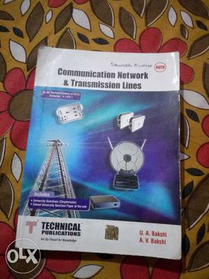 Technical Book for rgpv 5th sem communication