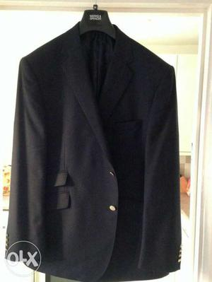 3 navy blue blazers for sale