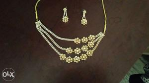 Artificial Jewellery - Necklace (New)