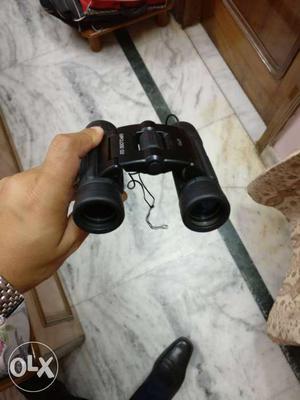 Black Upclose Binoculars