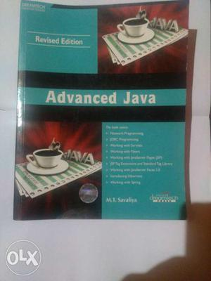 DREAMTECH Engineering textbook Advanced Java by