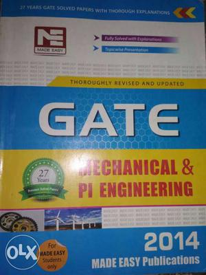 Gate Mechanical And PI Engineering Book