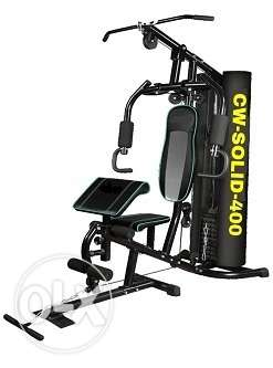 HOME GYM With Chest Exte,High Pull,Low Pull,Rowing,