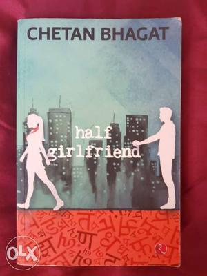 Half Girlfriend By Chetan Bhagat Book