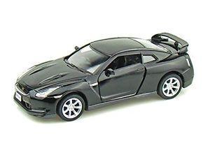 Kinsmart  Nissan GT-R R Scale Diecast Metal Car-