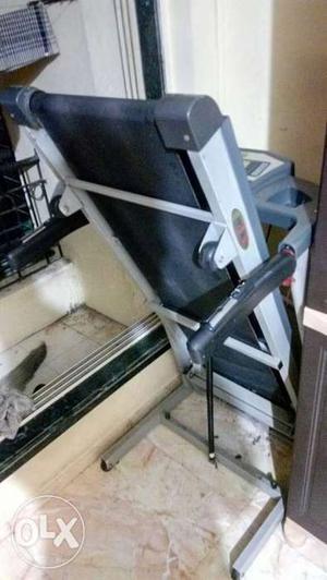 Physique Motorised Treadmill 2HP motor in