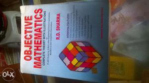 Rd Sharma objective mathematics 3rd edition  for