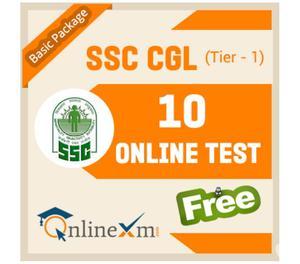 SSC CGL Pre Online Test Series Jaipur