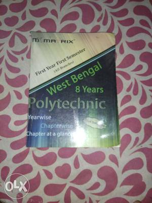West Bengal Polytechnic Book