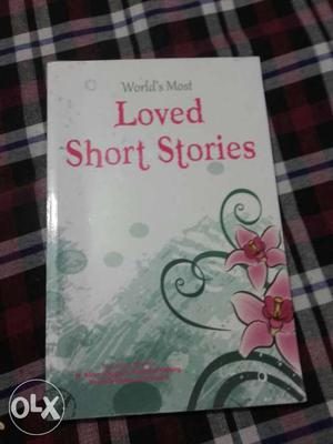 A book for those who loves to read short stories.