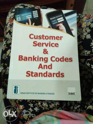 Banking certification book - Customer Service &