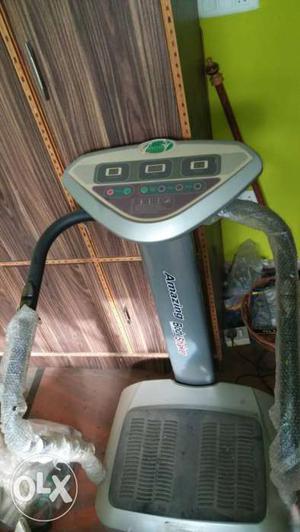 Body massager vibrating machine