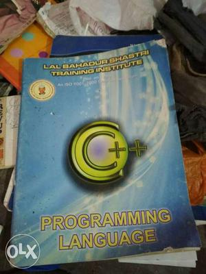 C and c+ java book