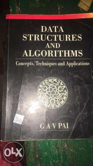 Data structures and algorithm new book