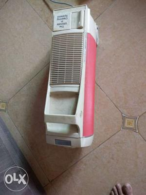 Eureka Forbes Vacuum with all accessories for 3k..