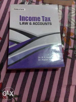 Income Tax Law & Accounts Book