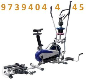 Orbitrek elite Elliptical exercise more effective,