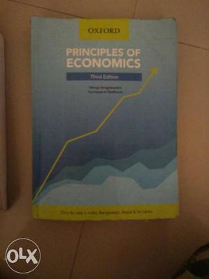 Principal of economics 3rd edition author:-