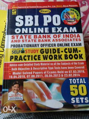 SBI PO Online Exam Book