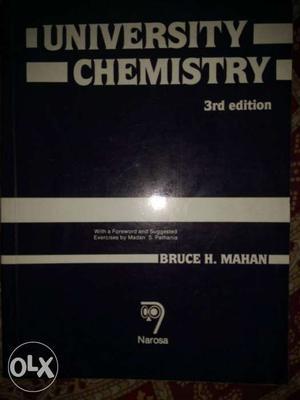 University Chemistry 3rd edition. fully good