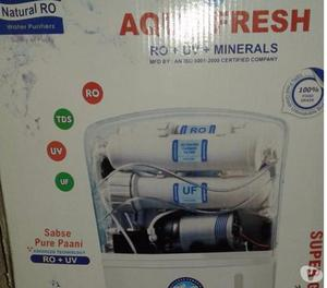 Brand new Aqua Fresh Ro Water Purifier RO+UV+UF+TDS Noida