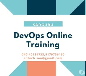Learn DevOps Online Training from Expert Trainer Hyderabad