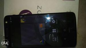 Moto z the slimmest phone with bill box and
