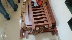 Baby Cot / Bed - Brand New- All beds are made of Wood & are