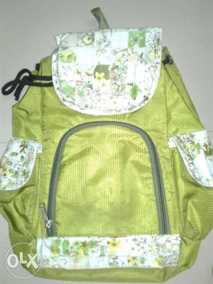 College bag for girls.