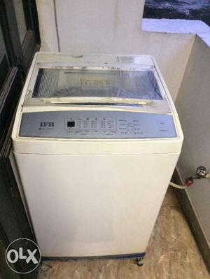 Fully automatic washing machine (top load)