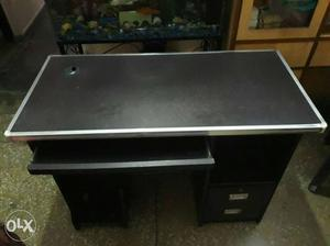Good Quality Computer Table In Excellent Condition.