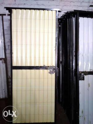 Iron doors doors available at wholesale. Prices