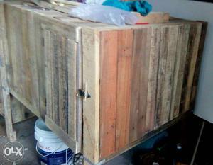 Kozhi koodu. fully made of wood. more protection.