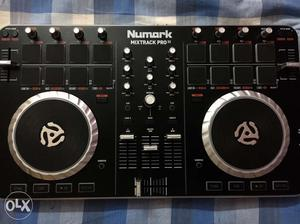 Numark Mixtrack Pro 2 DJ Controller. Mint Condition like