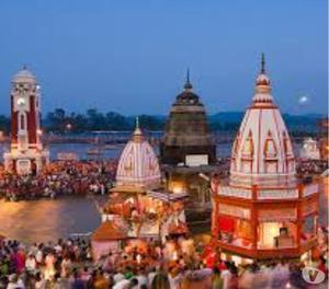 delhi haridwar package tour online booking chennai to UKD