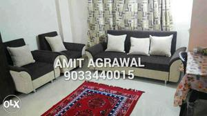 3+1+1 seater sofa only for Rs  with 5 years