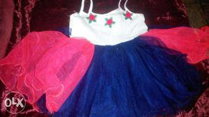 Branded frocks for sale as closed shop for 500